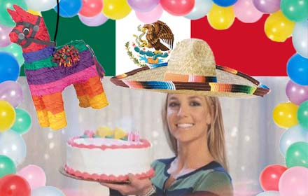 now music radio nownews britney spears se quizo ver muy, Birthday card