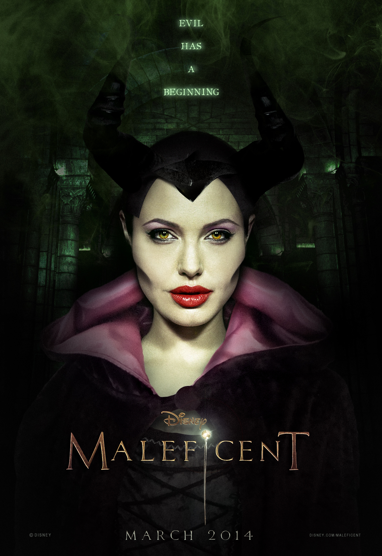 Maleficent 2014 Now Music Radio
